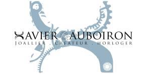 Création d'Indentité visuelle pour Joaillier - Xavier Auboiron