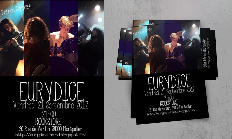 eurydice flyer