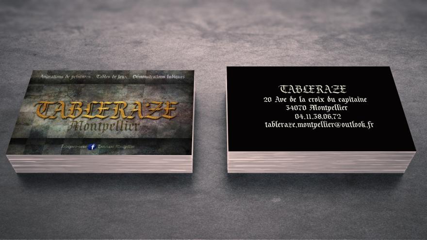 Business card tbz