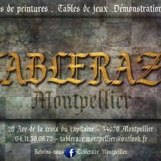 CARTE DE VISITE TABLERAZE