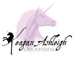 Création d'Indentité visuelle pour Artiste Plasticienne - Keagan Ashleigh