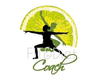 Création d'Indentité visuelle pour Coach sportif nutritionniste - Julie Noyez