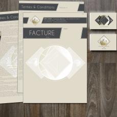 Design, factures personnalisées - Camille Gardeil - Traducteur relecteur.
