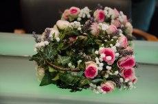 Préparation Héva bouquet - sans bruit